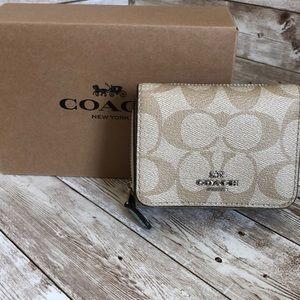 Coach Bags - Coach mini Wallet